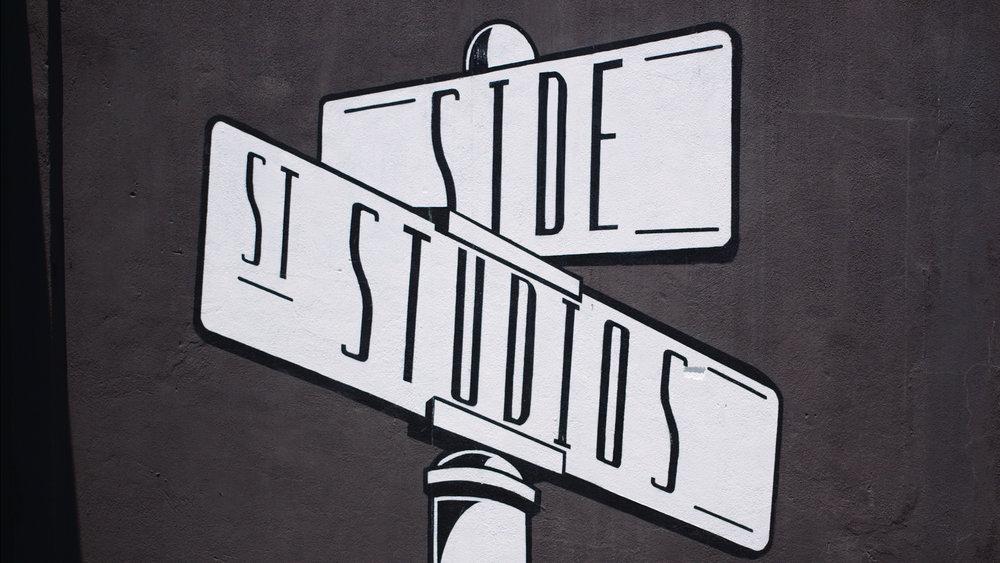Sorbetiere Side Street Studios Logo Woodstock