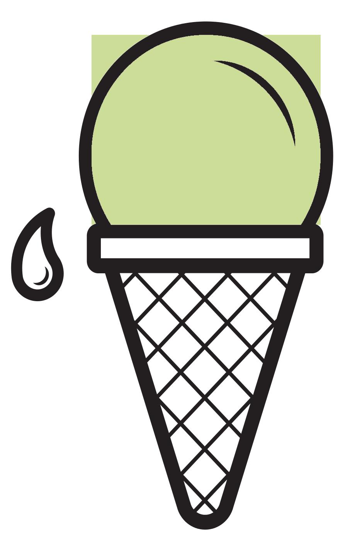 Sorbetiere ice-cream - Olive oil