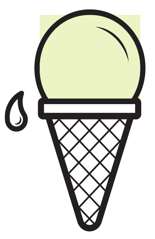Sorbetiere ice-cream - Pistachio